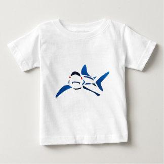 Blue shark baby T-Shirt