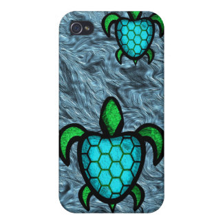 Blue Shell Turtle iPhone 4 Speck Case iPhone 4 Cases