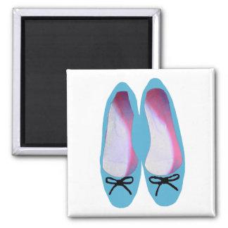 Blue Shoes Magnet