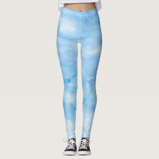 Blue Skies Ahead Leggings