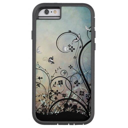 Blue Skies & Butterflies iPhone 6 Case