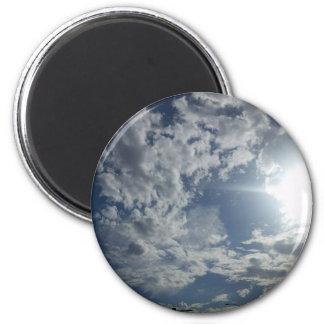 Blue Skies Magnet