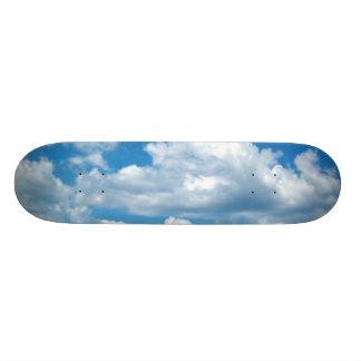 'Blue Skies'   Skateboard