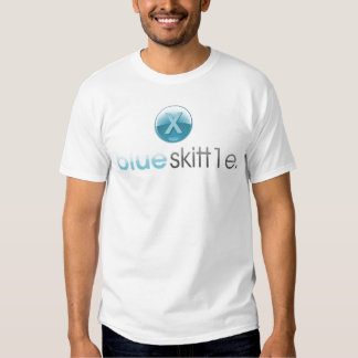 blue skittle t shirts