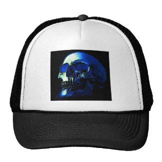 Blue Skull Kultcaps