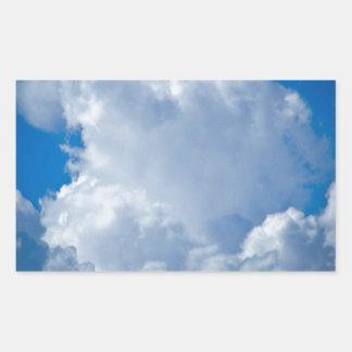 blue sky art vo1 sticker