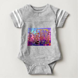 Blue Sky Baby Bodysuit