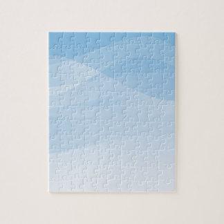 Blue Sky Background Puzzle