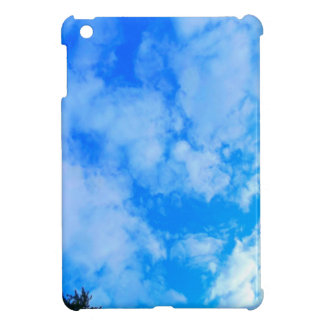 blue sky. case for the iPad mini