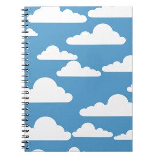 BLUE SKY DESIGN Photo Notebook