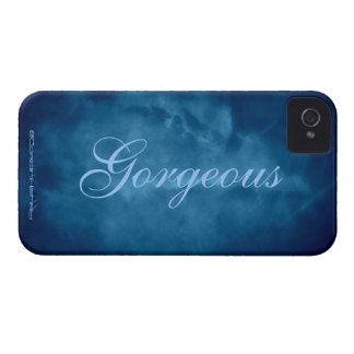 Blue Sky Gorgeous iPhone 4 Case