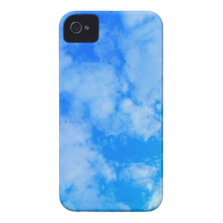 blue sky. iPhone 4 cover