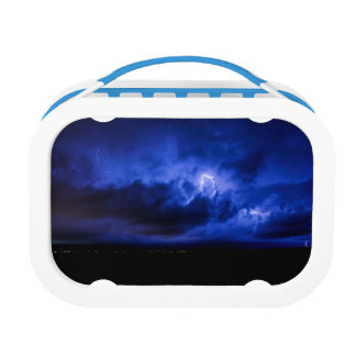 Blue Sky Lightning Lunchbox