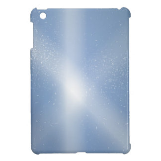 Blue Sky Snow Background Case For The iPad Mini