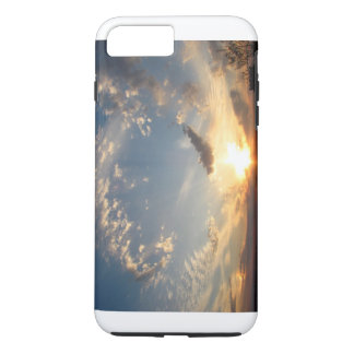 Blue sky sunset iPhone 8 plus/7 plus case