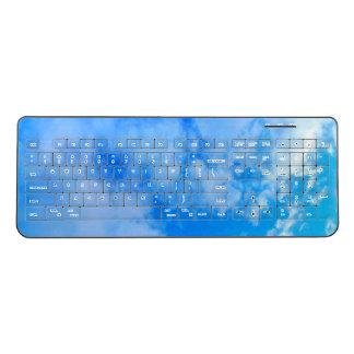 BLUE SKY Wireless Keyboard