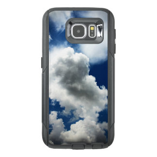 Blue Sky with Clouds OtterBox Samsung Galaxy S6 Case