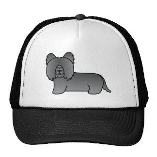Blue Skye Terrier Hat