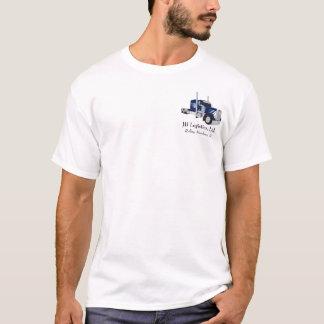 Blue Sleeper Cab Truck T-Shirt