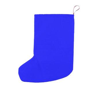 Blue Small Christmas Stocking