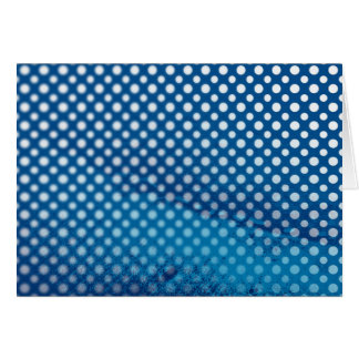 blue small scallops with texture horizontal card