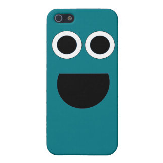 blue smile phone case cover for iPhone 5/5S