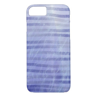 Blue Smoke and Fade iPhone 8/7 Case