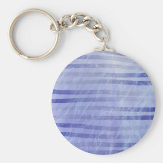 Blue Smoke and Fade Keychain