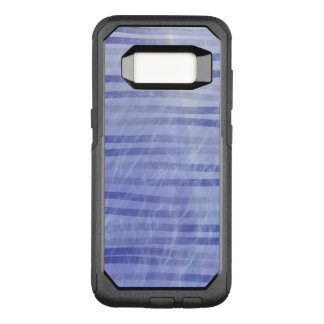 Blue Smoke and Fade OtterBox Commuter Samsung Galaxy S8 Case