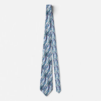 Blue Smoke Tie