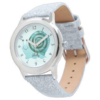 Blue Snail Watch