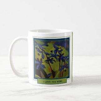 Blue Snowdrop Mother's Day Mug — From Favorite Dau