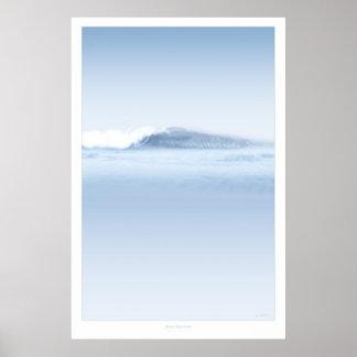 Blue Solitude Poster