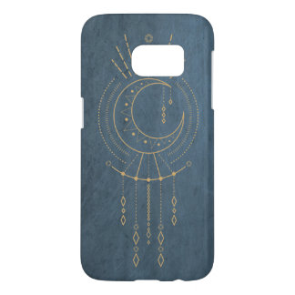 Blue Southwest inspired Samsung S7 case