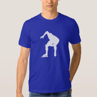 Blue Speed Skater T-shirt