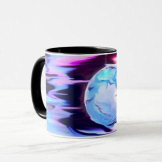 Blue Sphere Mug
