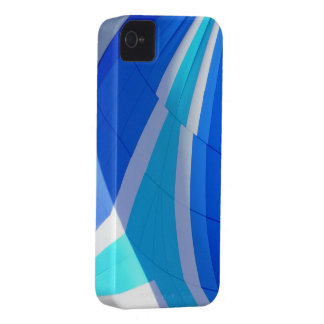 Blue Spinnaker iPhone 4 Cover