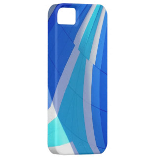 Blue Spinnaker iPhone Cover
