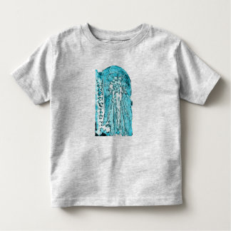 Blue Spirit Apparel Design for Kids. Toddler T-shirt