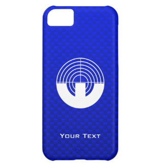 Blue Sport Shooting iPhone 5C Covers