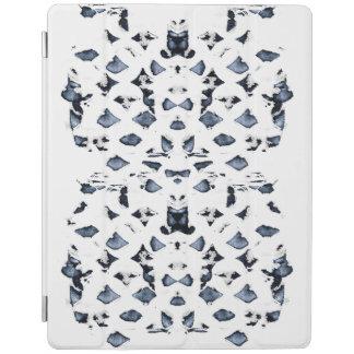 Blue Spots iPad Smart Cover iPad Cover