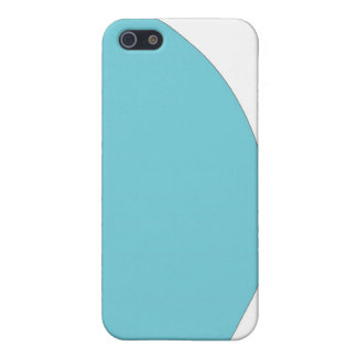 Blue Spots iPhone 5/5S Cover