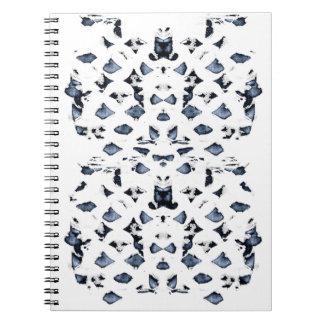 Blue Spots Notebook
