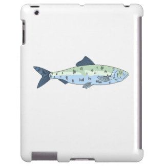 Blue Spotted Fish
