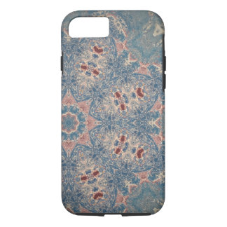 Blue spread iPhone 8/7 case