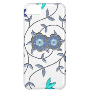 Blue Spring Flower Garden iPhone 5C Cover