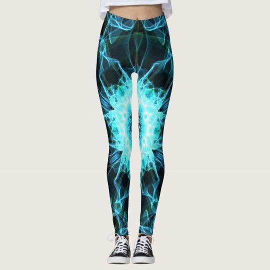 Blue Star#1 Leggings