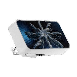 Blue Star - 3D iPod Speaker