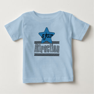 Blue Star Attraction Baby T-Shirt