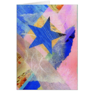 Blue Star Card